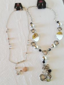 Paparazzi jewellery neckle and earing